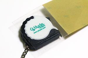 Opticallt Clear Polyester Tape- CS Hyde Co